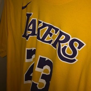 Lebron James Lakers Official T-shirt